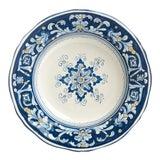 Image of Pasta/Soup Bowl, Full Design, Antico Deruta For Sale
