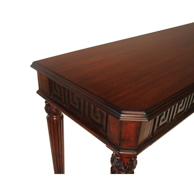 Hollywood Regency Style Console - Image 3 of 4