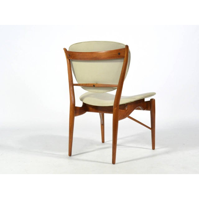 Finn Juhl Dining Table and Chairs For Sale - Image 9 of 11