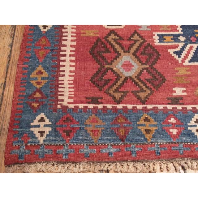 Kuba Kilim For Sale - Image 4 of 7