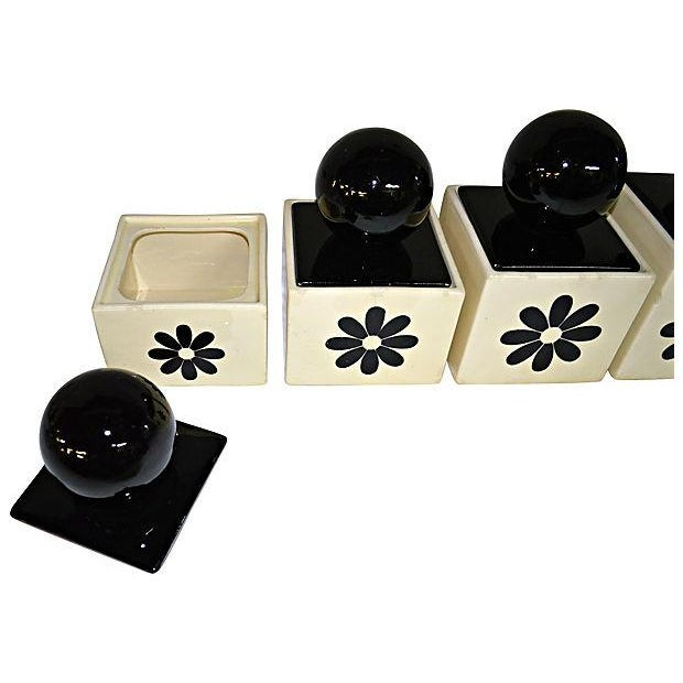 1970's Canisters - Set of 4 - Image 7 of 7
