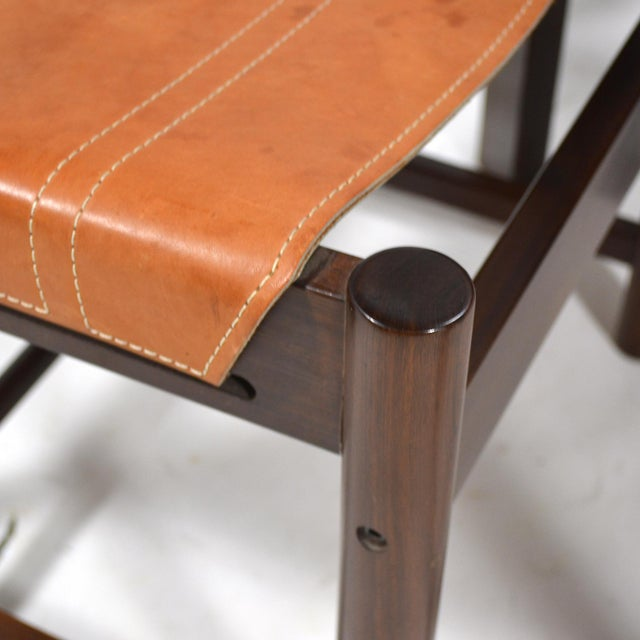 Michel Arnoult Table & Four Chairs For Sale - Image 9 of 11