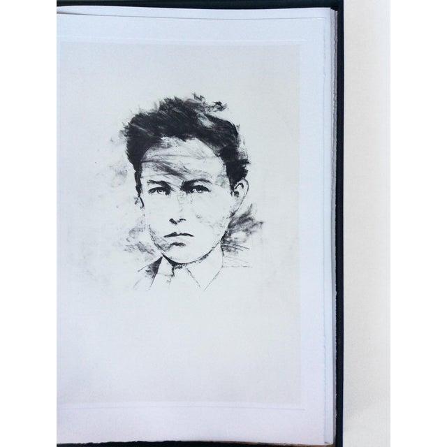 """Illustration Thierry Despont Lithograph Portfolio of Rimbaud's Poem """"Le Bateau Ivre"""" For Sale - Image 3 of 10"""