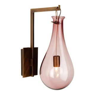 Veronese Drop Wall Sconce For Sale