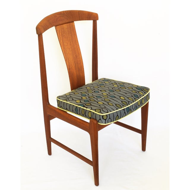 Mid-Century Dux Teak Chair by Folke Ohlsson - Image 2 of 7