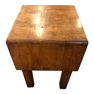 Boos Butcher Block For Sale