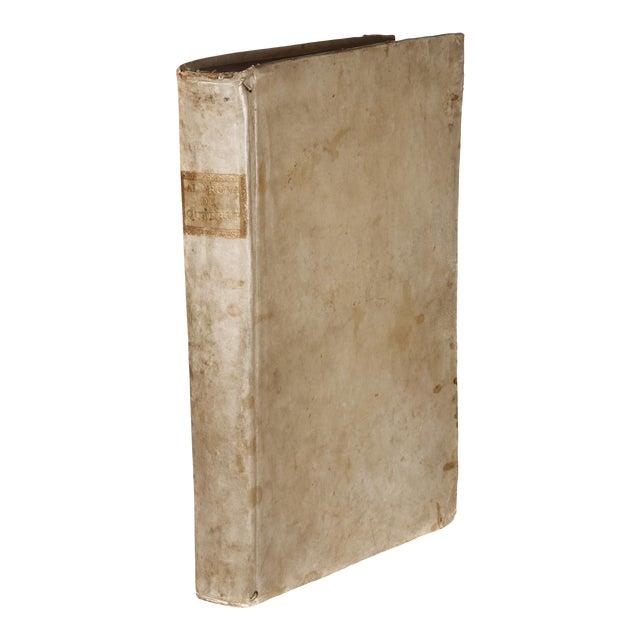 17th Century Illustrated Vellum Book, Ulisse Aldrovandi's De Quadrupedibus Solidipedibus For Sale