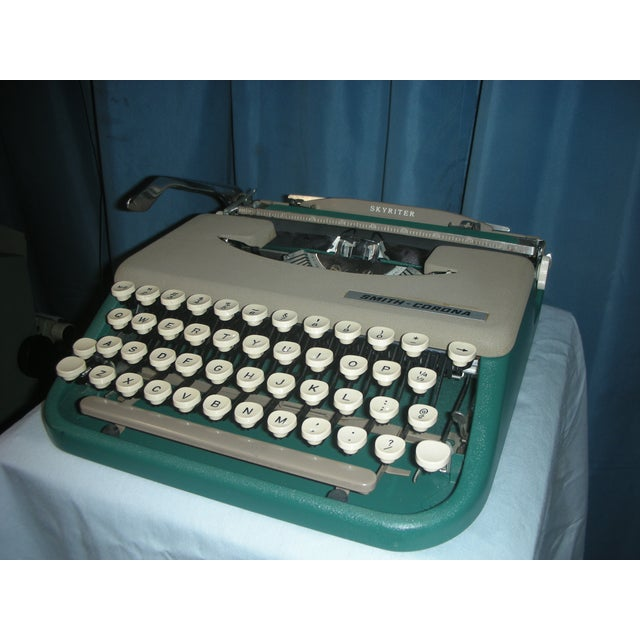1953 SCM Skyriter Typewriter - Image 2 of 5