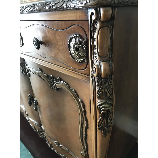 """Mid 20th Century Louis XV """"Beaucaire"""" Romweber Buffet For Sale - Image 5 of 11"""
