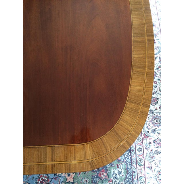 Stickley Classics Mahogany Collection Dining Table - Image 4 of 8