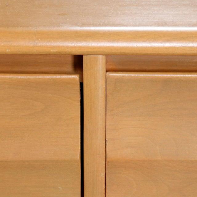 Mid Century Modern Heywood Wakefield Harmonic Dresser