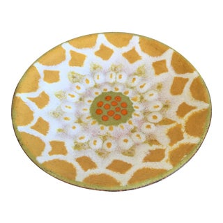 Hand-Painted Trinket Tray