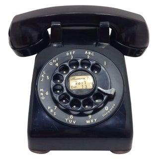 Black Western Electric 500 Desk Phone