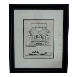 19th Century Wilson Lowry Architectural Print For Sale