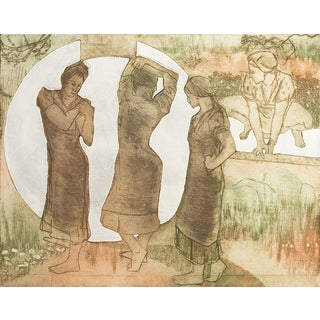 Judgement of Paris, Print For Sale