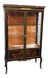 Image of Traditional China and Display Cabinets