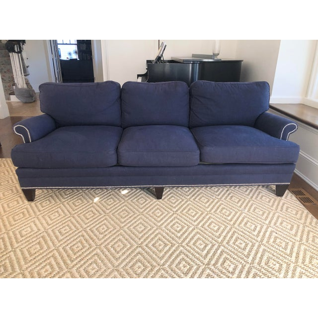 Textile Lee Industries Sofas For Sale - Image 7 of 7