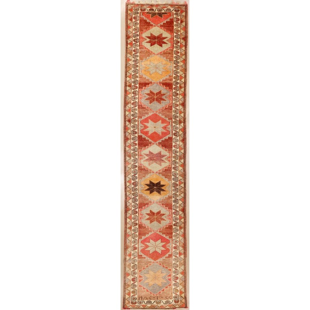 """1910's Anatolian Runner-2'10 X 10'10"""" For Sale In Phoenix - Image 6 of 6"""