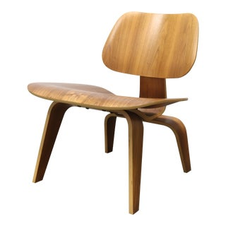 Herman Miller Eames Lcw Lounge Chair For Sale