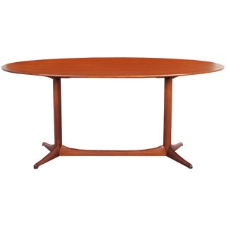Swedish Teak Coffee Table by Kerstin Horlin-Holmquist For Sale