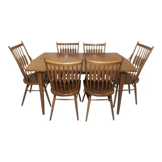 Drexel Declaration Centennial Walnut Dining Set