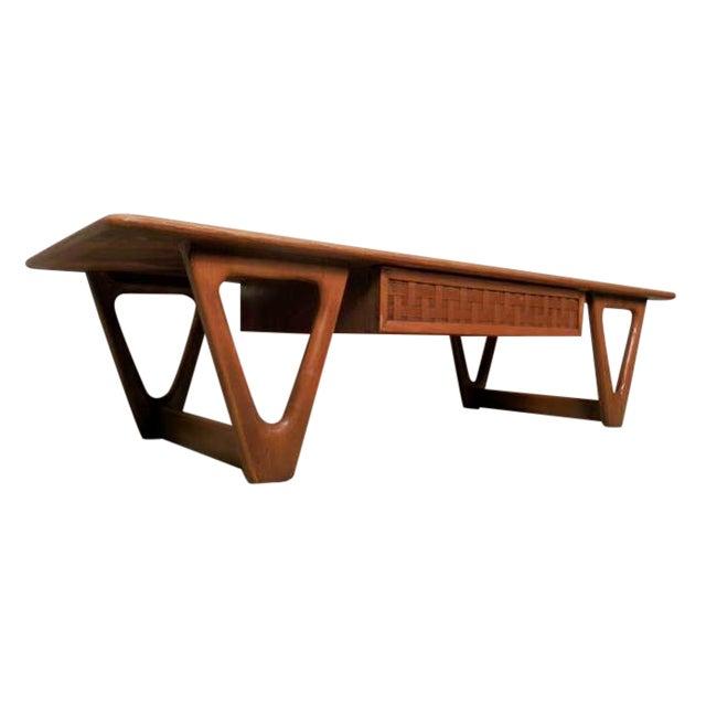 Lane Mid-Century Modern Coffee Table - Image 1 of 5