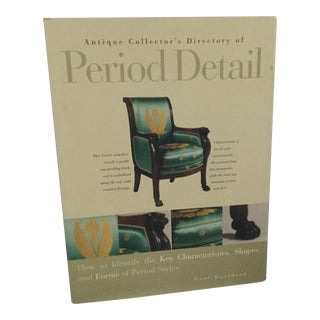 Antique Collector's Directory of Period Detail Book For Sale