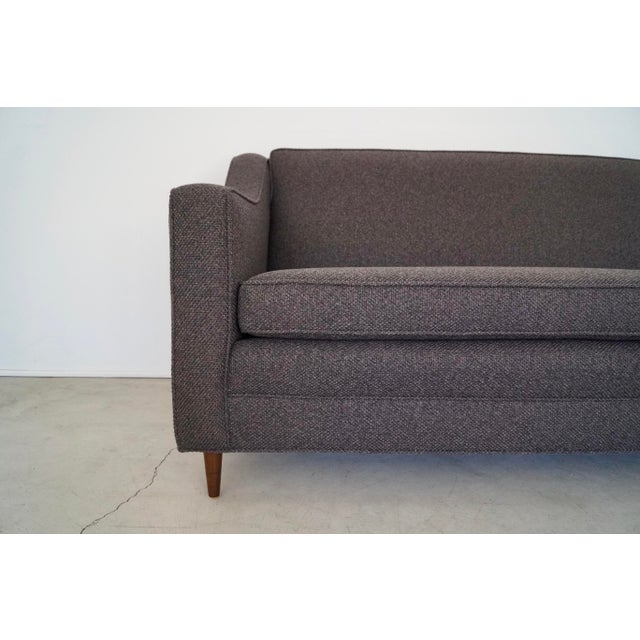 Mid-Century Modern Reupholstered 3-Piece Sectional Sofa For Sale - Image 9 of 13