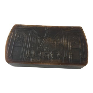 19th C. French Snuff Box For Sale