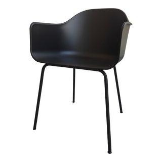 Modern Steel Leg Harbour Chair For Sale