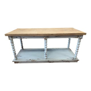 Guildmaster Workstation Table For Sale