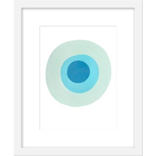 "Small ""Larimar"" Print by Neicy Frey, 17"" X 21"" For Sale"