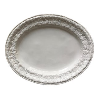 """Italian Large Oval Serving Platter-20""""-Neuwirth For Sale"""