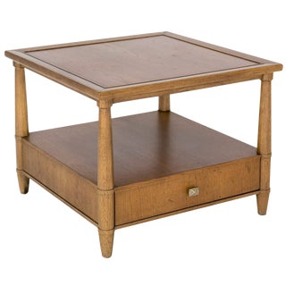 Henredon Side Table with Drawer