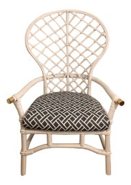 Image of Paint Peacock Chairs