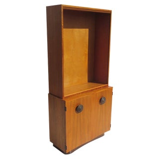 "Gilbert Rohde ""Paldao"" China Cabinet for Herman Miller, 1940 For Sale"