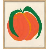 Image of Peachy Art Print For Sale