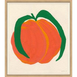 Peachy Art Print For Sale