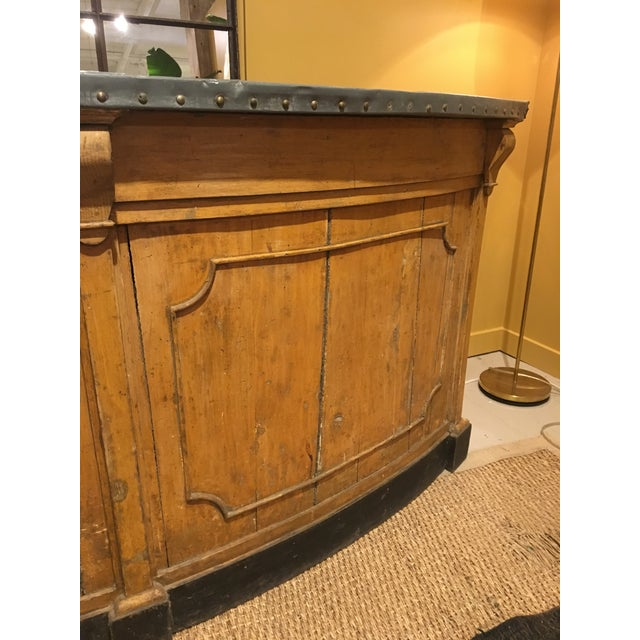 French French Paneling Bar For Sale - Image 3 of 10