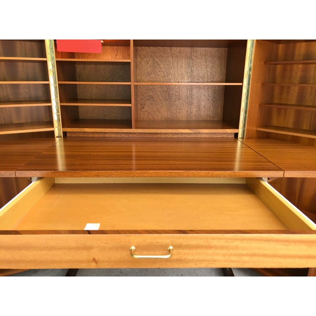 1960s 1960's Mid Century Modern Pfeiffer Desk-In-A-Box For Sale - Image 5 of 12