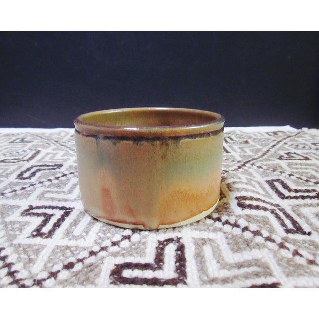 Modern Glazed Pottery Stoneware Platter & Dish - Image 3 of 8