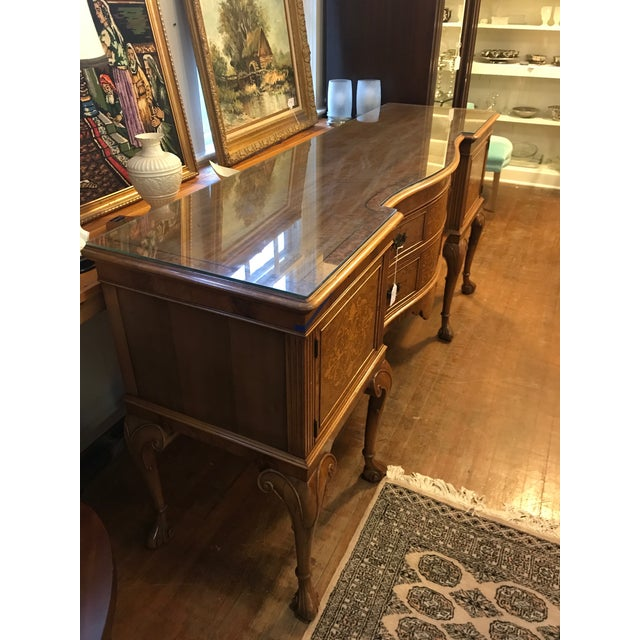 Baker Furniture Company Early 20th Century Louis XV Style Sideboard Buffet For Sale - Image 4 of 12