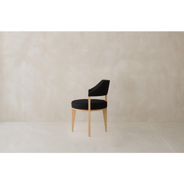 Dmitriy & Co Sibet Chair For Sale - Image 4 of 6