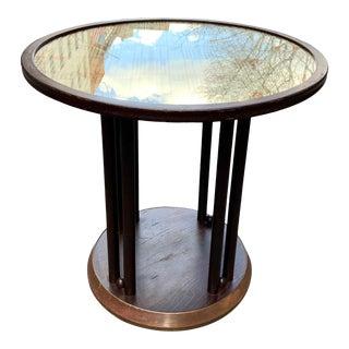 """Josef Hoffmann for Wittmann """"Fledermaus"""" Table For Sale"""