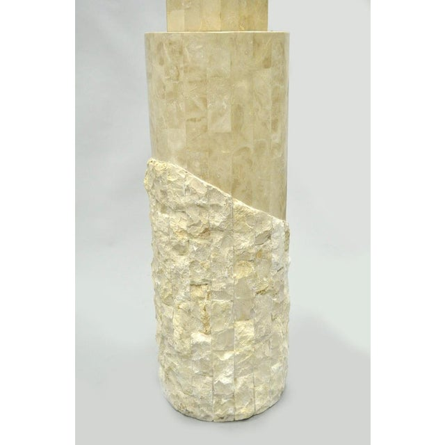 Marquis Collection Beverly Hills Snuggling Couple Fossil Ivory Stone Sculpture For Sale In Philadelphia - Image 6 of 11