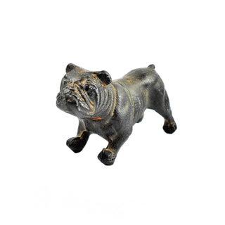Cast Iron Bulldog Sculpture Preview
