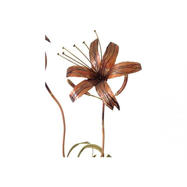 1970s Copper & Brass Wall Art - Image 2 of 6