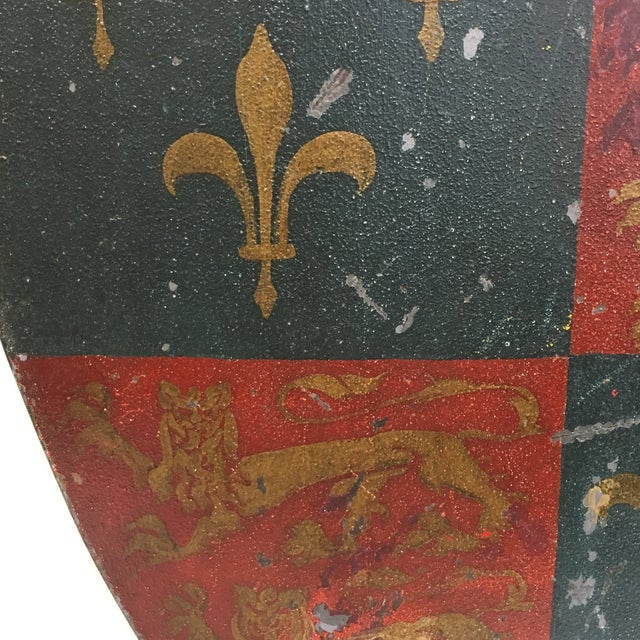19th Century English Shields - A Pair - Image 4 of 10