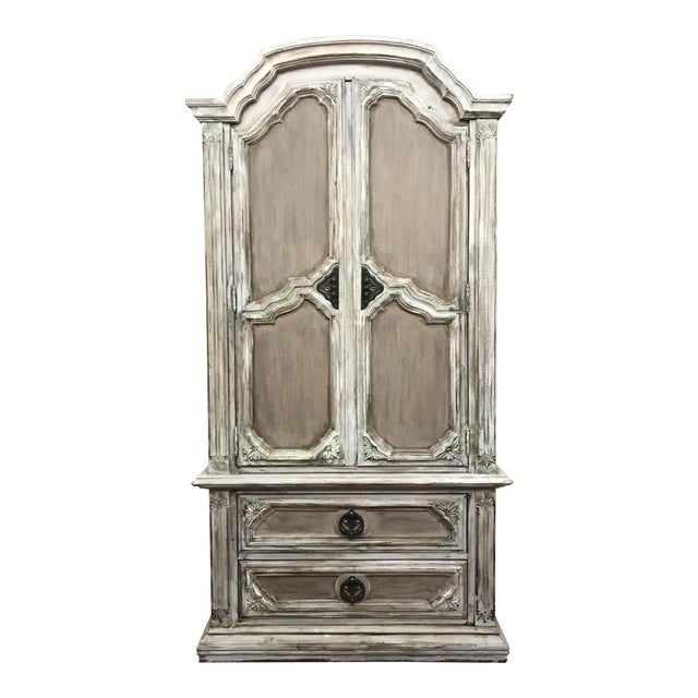 Stanley Wardrobe Armoire - Image 1 of 11