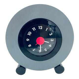 Postmodern Memphis Sowden & Du Pasquier Table Clock for Neos For Sale